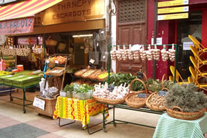 photo no. 30 market stall