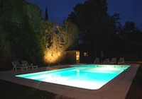 photo no. 9b - pool at night-1